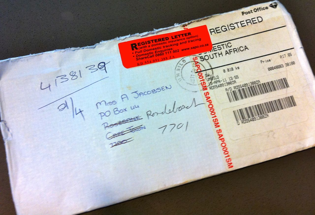 What Is A Registered Letter.What You Find In The Mail Branded Blog